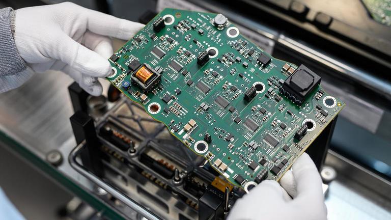 انواع بردهای مدار چاپی خودرو