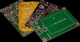 کاربرد بارز برد های مدار چاپی در لوازم خانگی