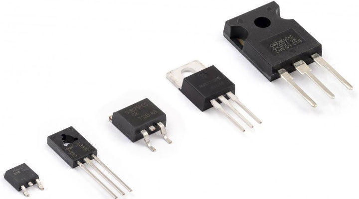 انواع ترانزیستور
