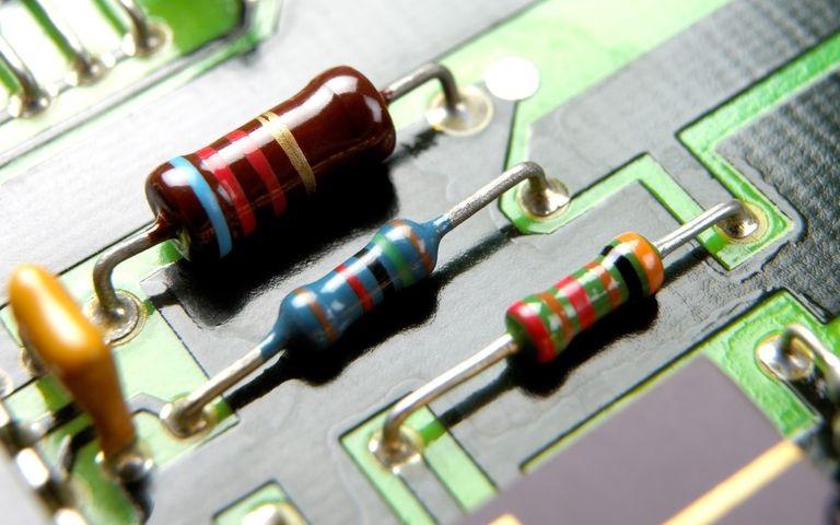 قطعه الکترونیکی مقاومت