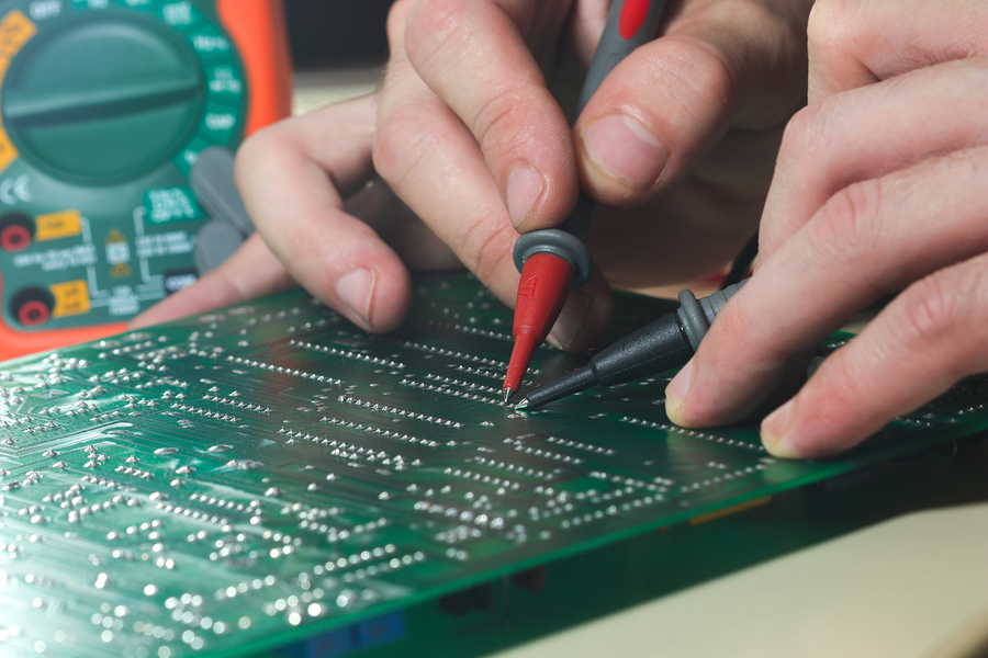 کاربرد مهندسی معکوس بردهای مدار چاپی
