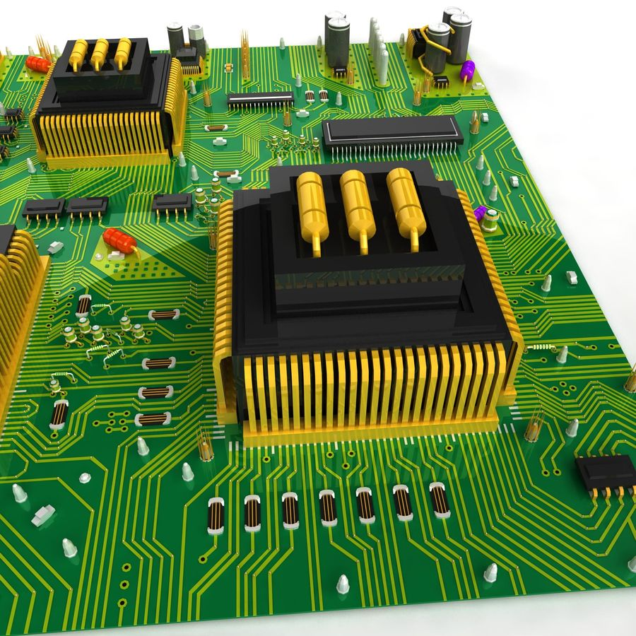 انواع پوشش نهایی برد مدار چاپی
